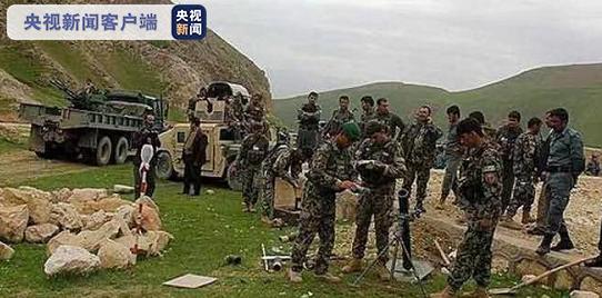 阿富汗安全部队在多省展开突袭 击毙38名塔利班成员
