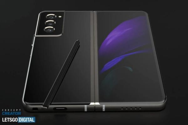三星Galaxy Z Fold 3或支持手写笔?Note系列后继有人