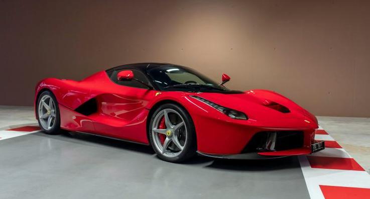 四届F1世界冠军维特尔出售8辆豪车:告别法拉利