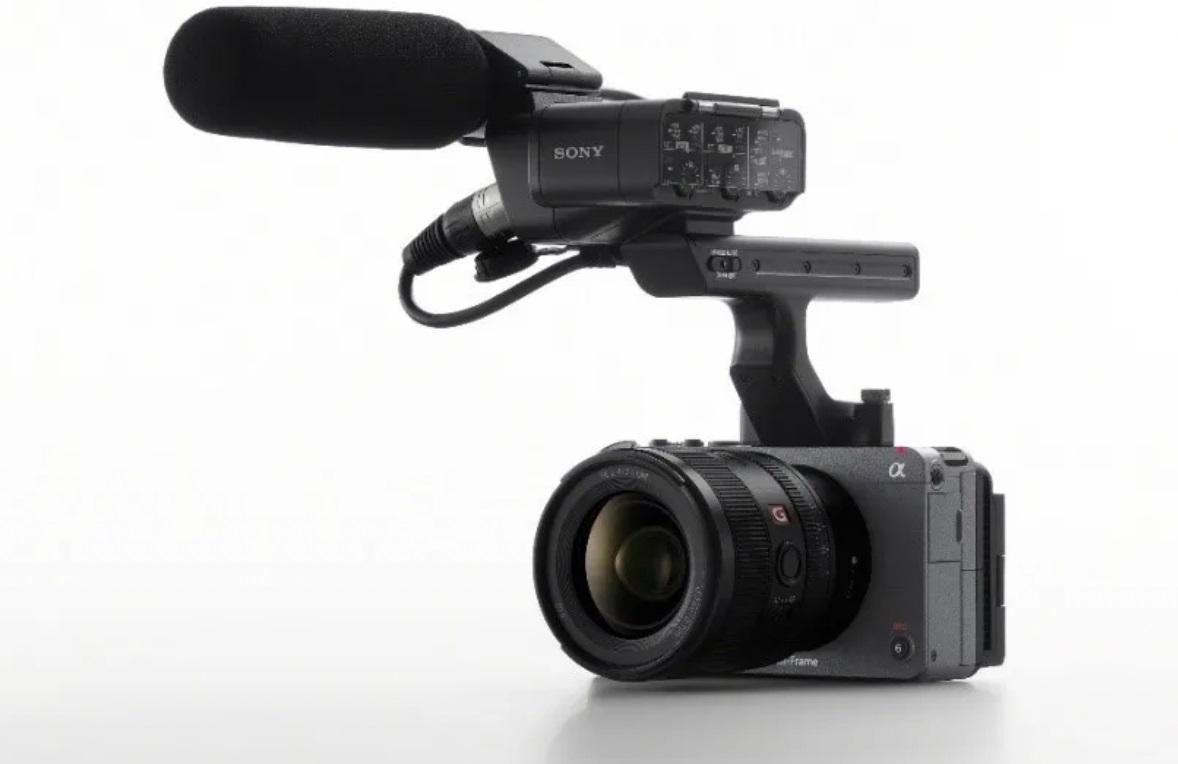 索尼发布全画幅电影摄影机FX3:支持4K 120p记录