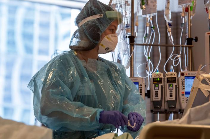 美国一女子因接受新冠感染者的器官移植而身亡