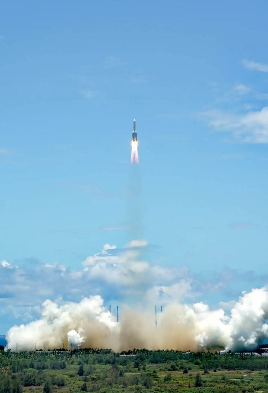 哈工大研究团队助力天问一号探测器成功实施火星捕获图片