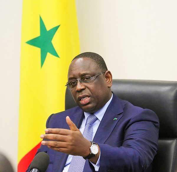 塞内加尔总统萨勒驳斥疫苗政治化
