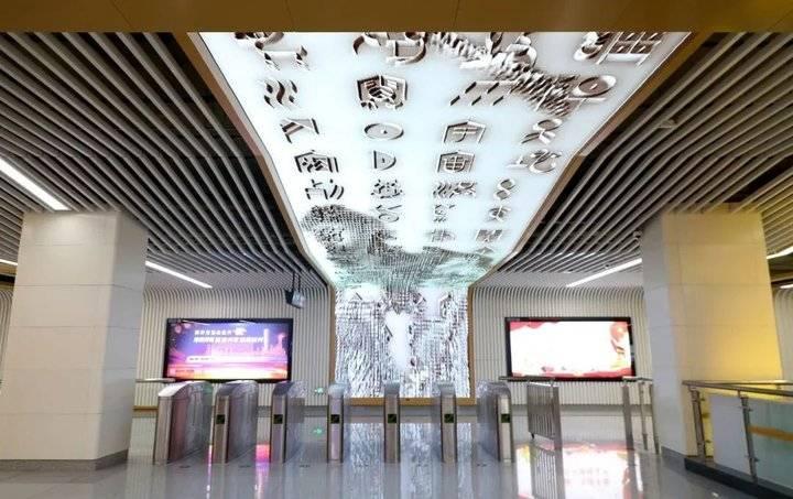 济南轨道交通2号线力争3月中下旬正式对市民售票