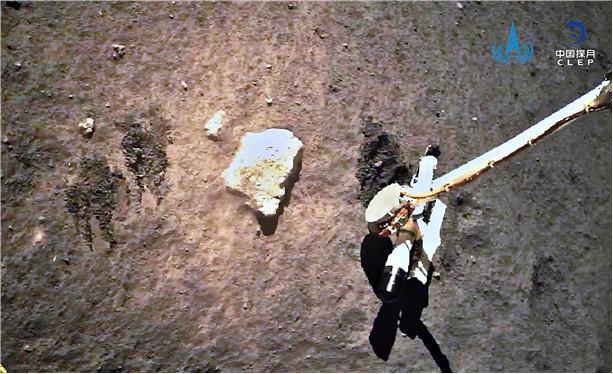 吉林大学助力嫦娥五号探月工程