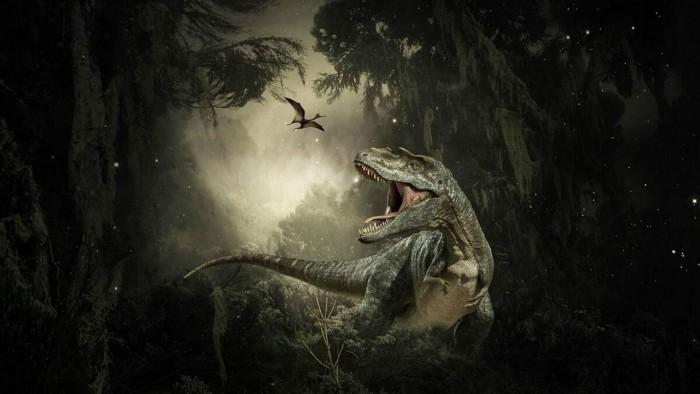 研究人员明确地将小行星撞击与恐龙的灭亡联系起来