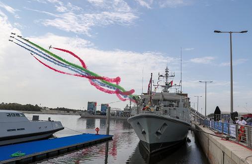 第15届阿布扎比国际防务展闭幕 东道主军购金额再创新高