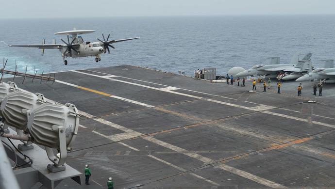 拜登上台后,美军为何在台海、中东、北极动作频频?