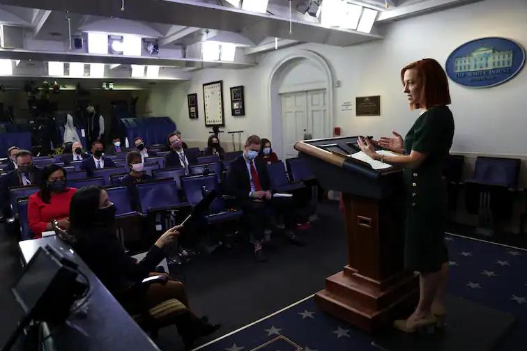 美国白宫计划对采访记者收取新冠检测费用引发争议