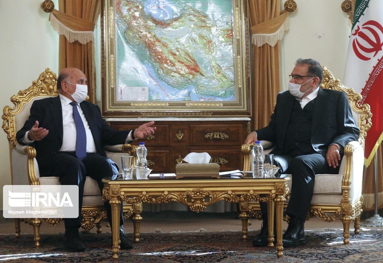 伊拉克外长访问伊朗 讨论两伊关系和地区局势