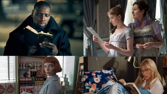 Netflix押注改编作品:《勇气》、《说做就做》等海量新剧将开播