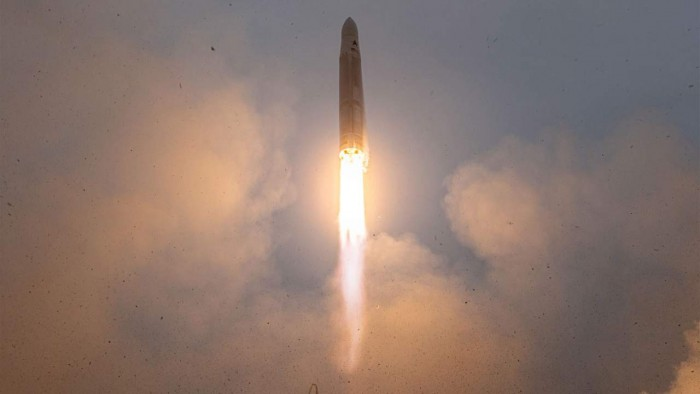美国航天局授予Astra公司价值795万美元的卫星发射合同