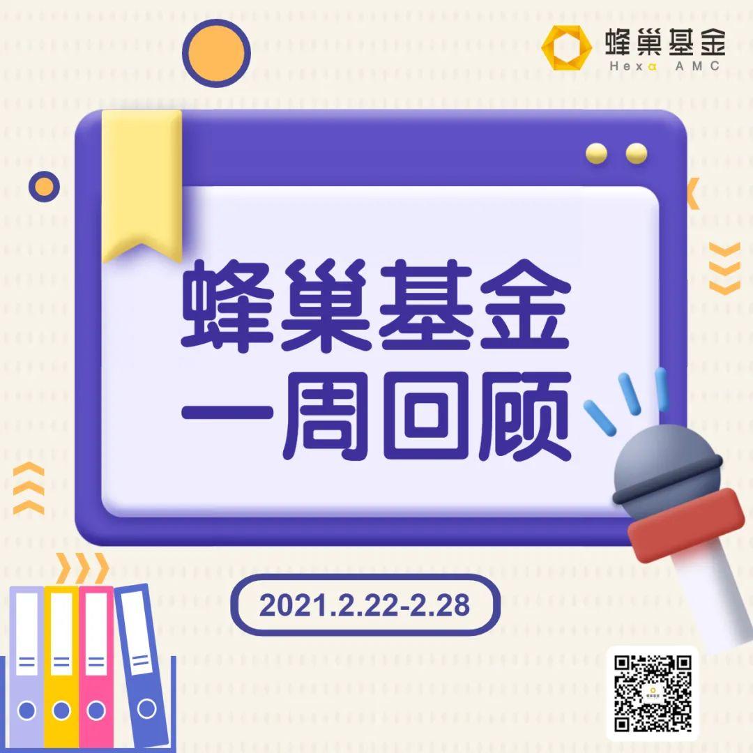 蜂巢基金投研一周回顾(2021.02.22-02.28)