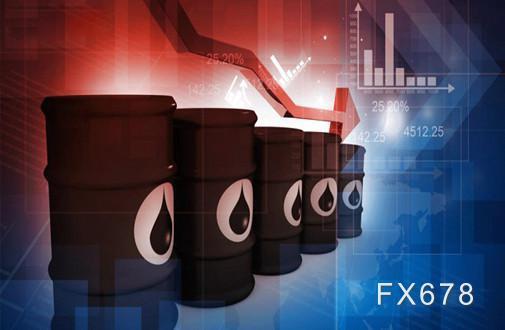 API原油和成品油库存全线下降,美油短线拉升收复55