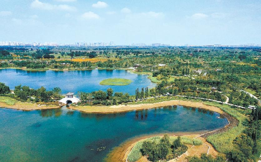 未来5年实现8000亿元投资 城市副中心打造北京发展新高地图片