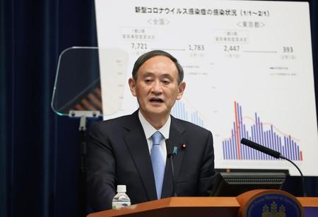 日媒:未来一个月的抗疫表现将决定菅义伟政府命运