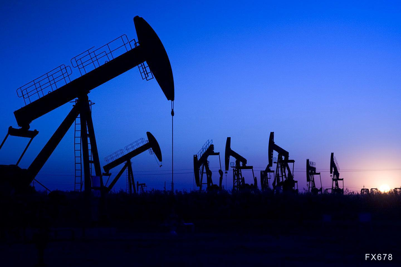 INE原油大涨10元,续刷11个月新高至360元,OPEC+乐见油市缺口继续扩大
