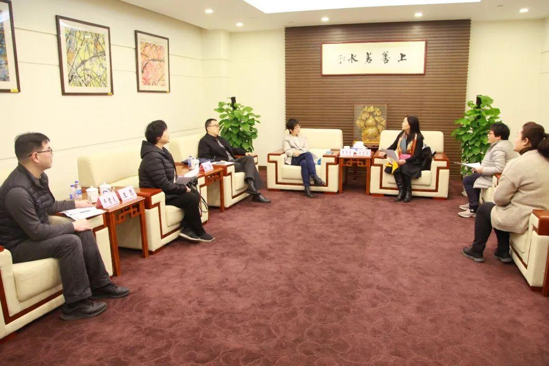 新闻 | 农工党市委专职副主委陈芳源一行来校调研走访图片