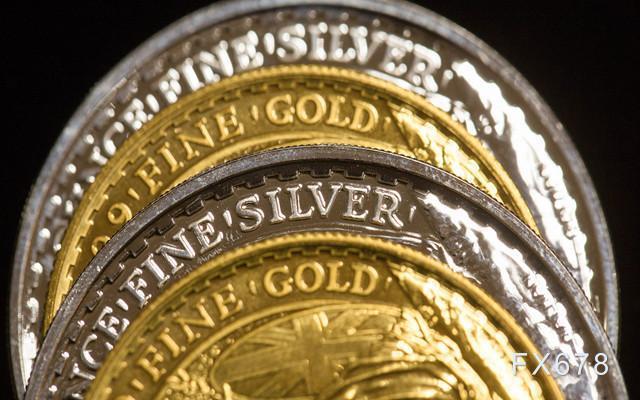 现货黄金创两周新低,美指创两个月新高,拜登纾困计划闯关众议院