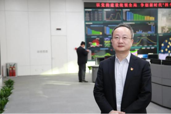 国网劳模王勇:我与电网共成长,电网安全我守护