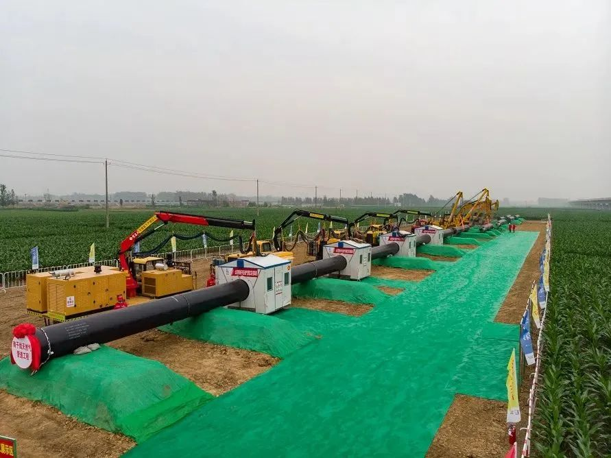 山东管网南干线BEPC总承包项目落地实施
