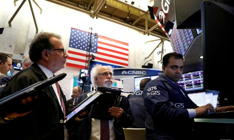 美股因经济纾困法案进展创下开盘历史新高