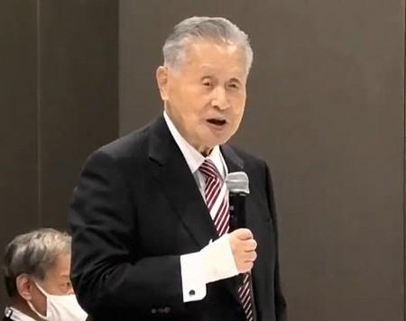东京奥组委主席:我原本决心辞职,但被劝住了