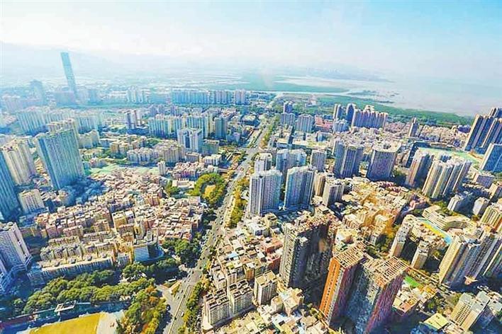 深圳交警启动春运探路 直升机飞往热门高速看路况图片