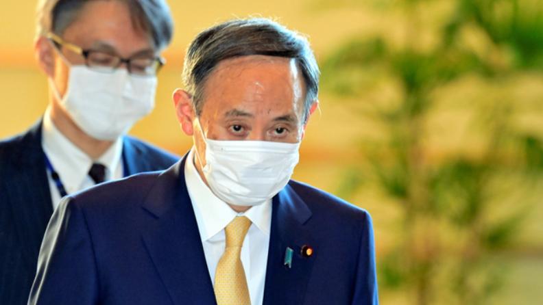 菅义伟没答上打疫苗的具体时间 日专家:日本也应考虑引进中国疫苗图片