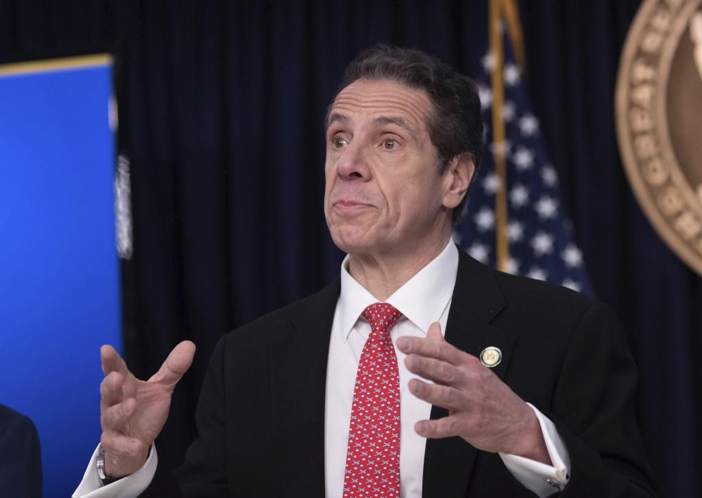 再被女助手指控性骚扰 纽约州州长称将配合调查