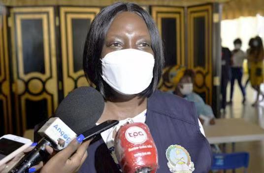 安哥拉出现此前在南非和英国发现的变异新冠病毒