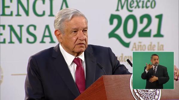 墨西哥总统洛佩斯感谢中国在新冠疫苗方面的支持