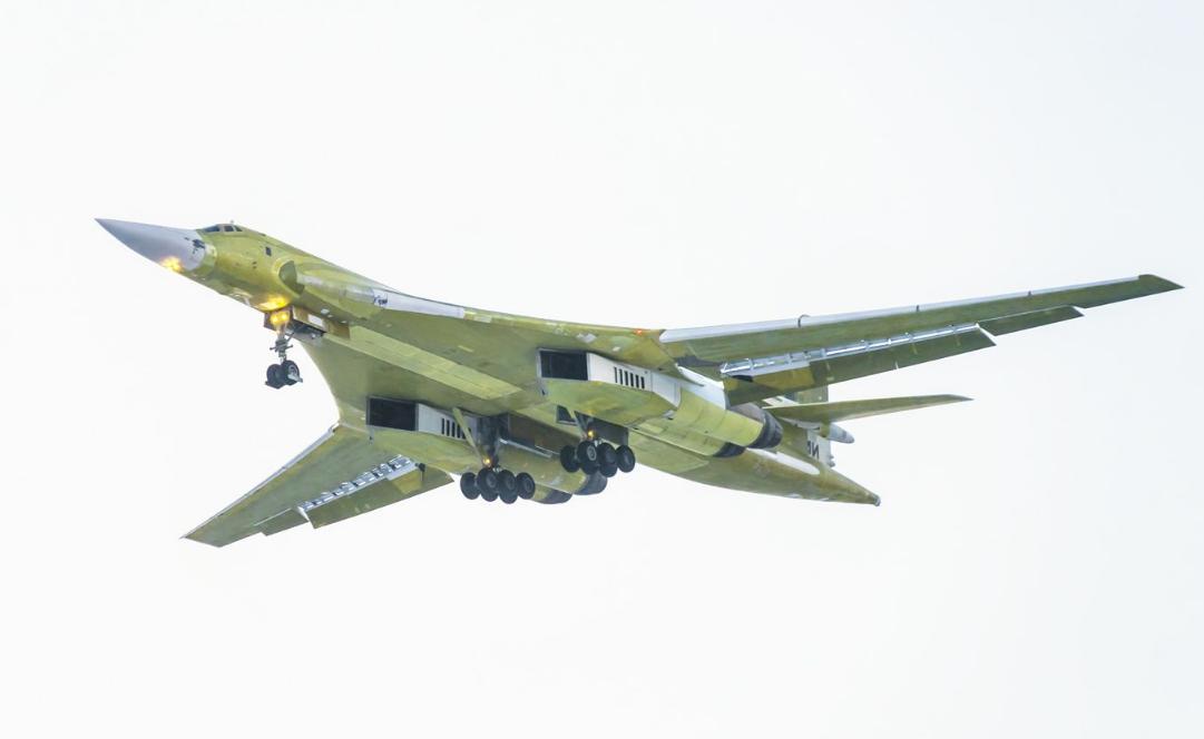 俄首架图160M轰炸机已交付测试 换用新型发动机