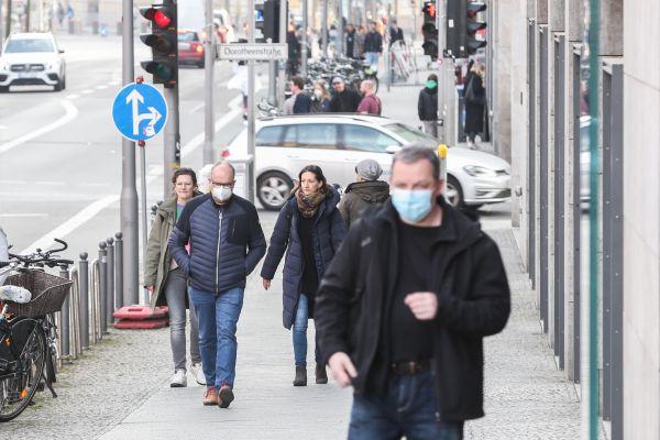 德疾控官员:德国第三波新冠疫情已经开始