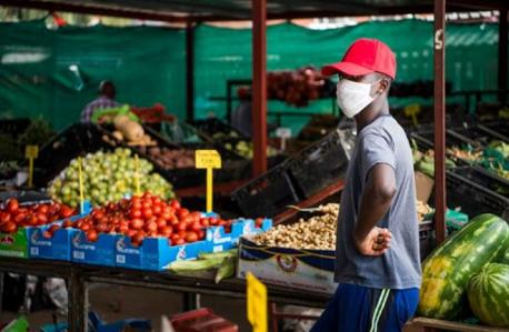 南非20%的人口面临食品安全问题
