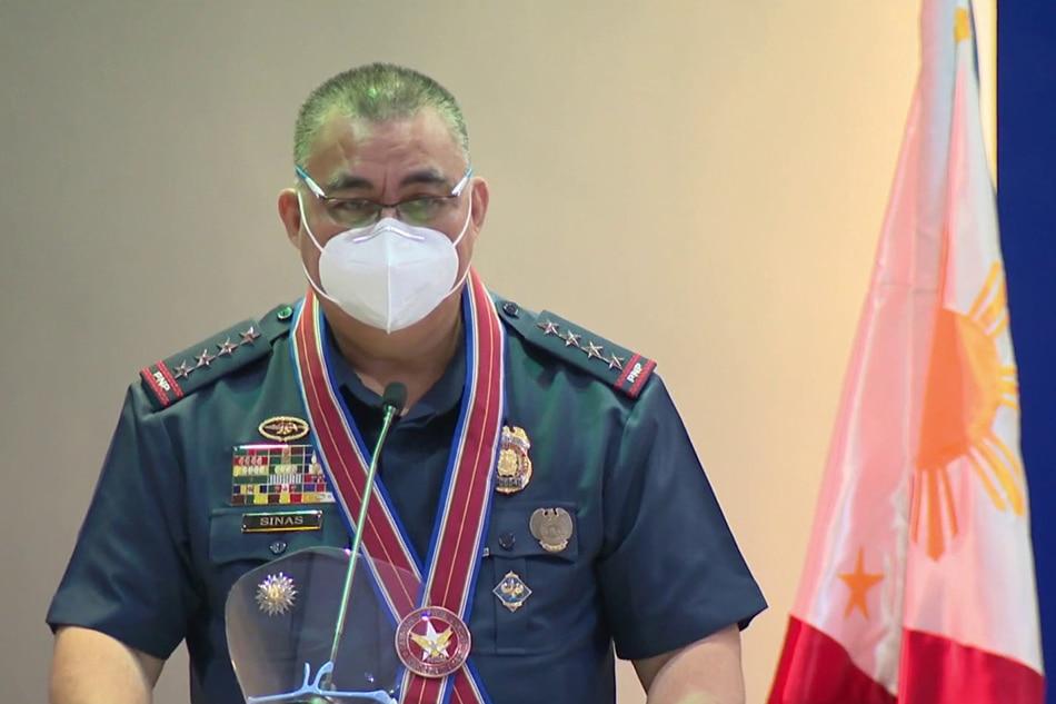 菲律宾国家警察总长确诊感染新冠肺炎