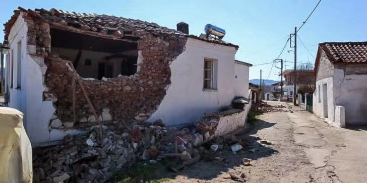 希腊中部发生里氏5.2级地震