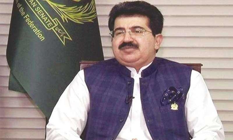 萨迪克-桑吉拉尼当选巴基斯坦参议院主席
