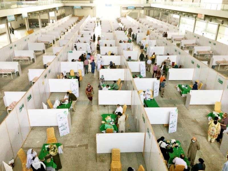 巴基斯坦开启第二阶段新冠疫苗接种工作