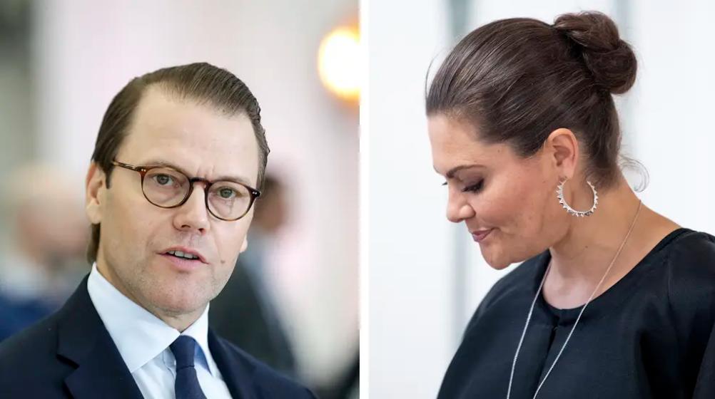 瑞典维多利亚公主和丹尼尔亲王新冠肺炎检测呈阳性