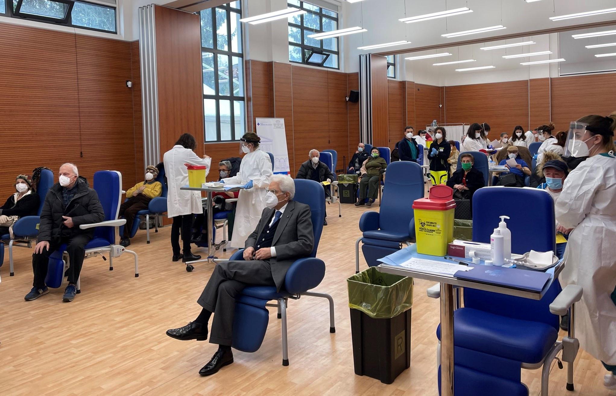 意大利公布疫苗接种计划 9月底覆盖八成人口
