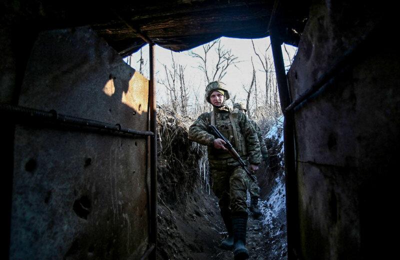 乌克兰称乌东部局势未失控 无军事进攻打算