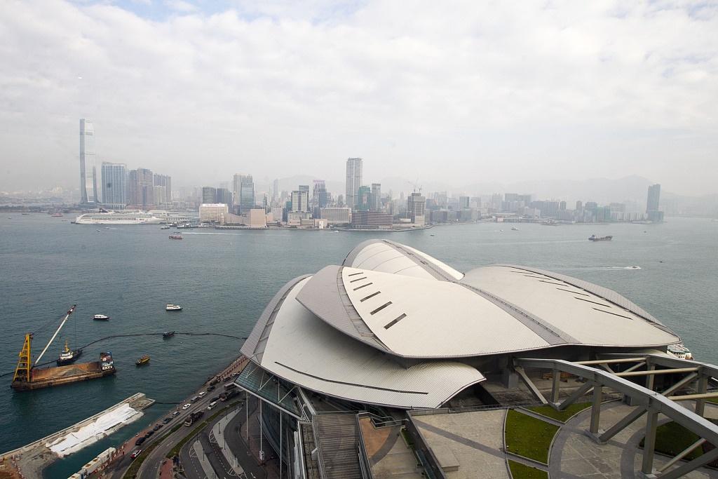 坚定拥护爱国者治港 香港两任特首最新表态图片