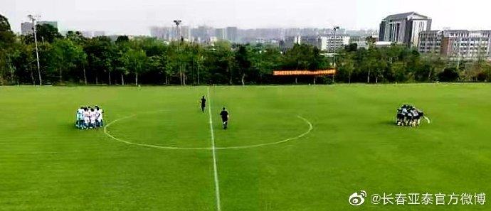 教学赛:程长城梅开二度,谭龙破门,长春亚泰4-1沧州雄狮