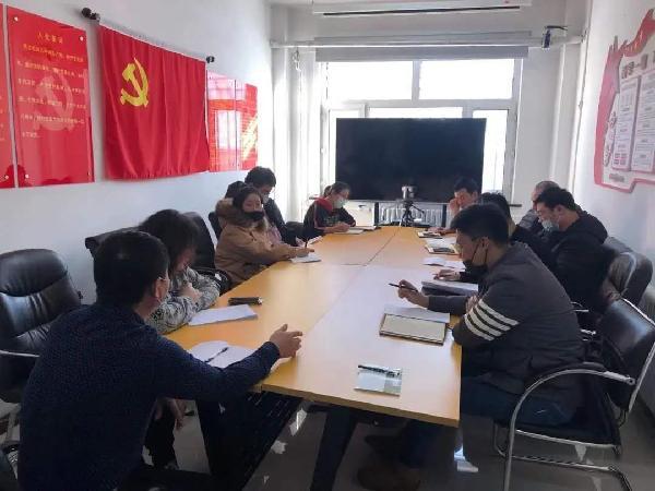 鄂伦春旗纪委监委事情组在旗政务办事局领会情形
