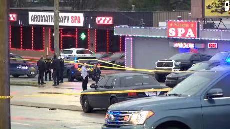 美警方称亚特兰大枪击案嫌犯动机仍不明