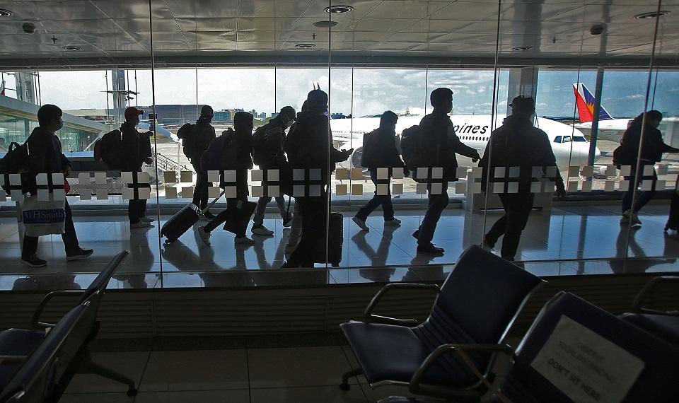 受入境政策影响 菲律宾部分航空公司取消国际航班