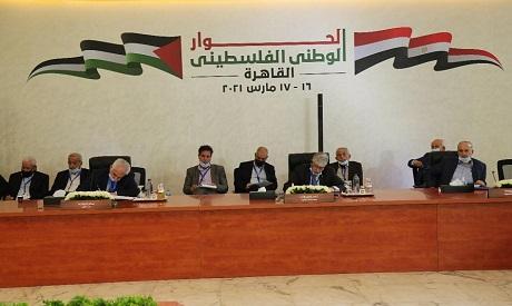 第二轮巴勒斯坦全国对话会在开罗闭幕