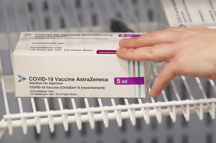 加拿大:不建议65岁以上老人接种阿斯利康新冠疫苗