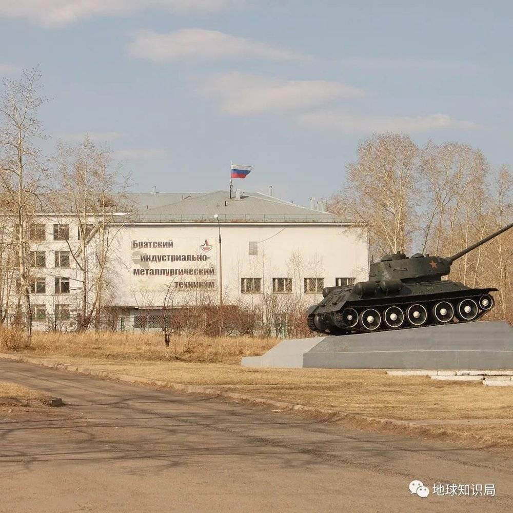 布拉茨克工业冶金学院(图:Wiki)